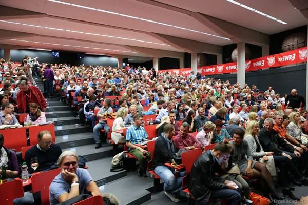 SWR3 Comedy-Campus Uni Mannheim 2014