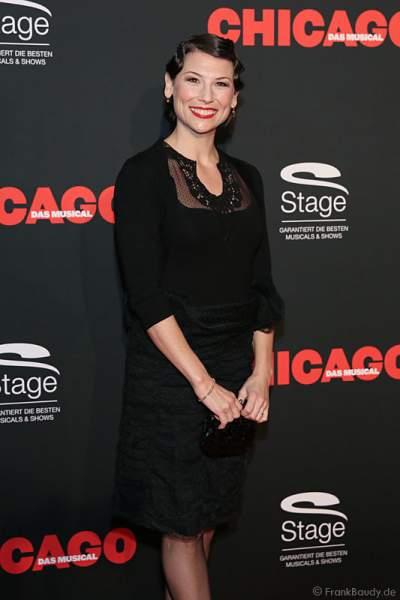 Musicaldarstellerin Valerie Link