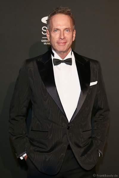 Musicaldarsteller Kevin Tarte