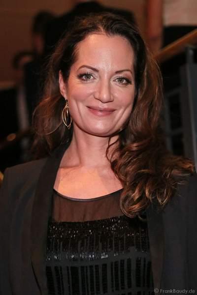 Schauspielerin Nathalia Wörner