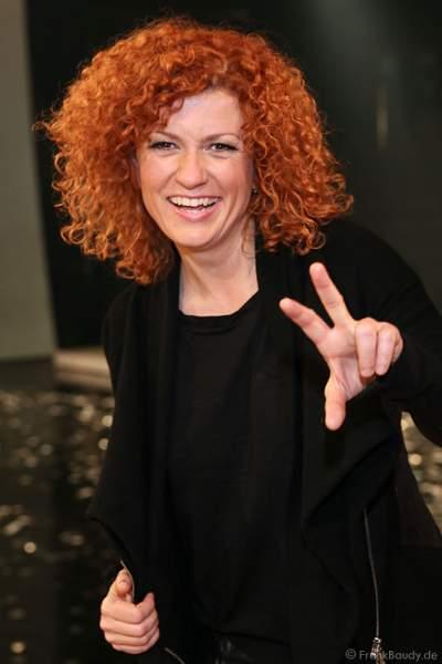 Lucy Diakovska bei Verstehen Sie Spaß? 2014 in Offenburg
