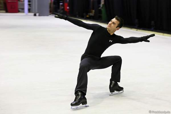 Michael Solonoski von Holiday on Ice