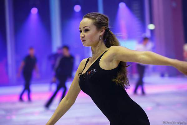 Kseniia Chepizhko von Holiday on Ice