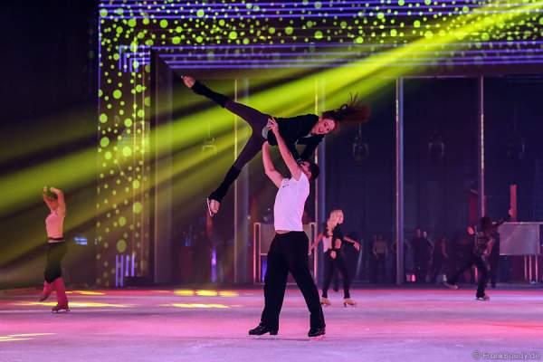 Erste Szenen der neuen Show PASSION von Holiday on Ice
