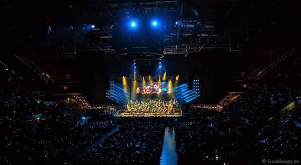 Night of the Proms 2014 SAP Arena Mannheim