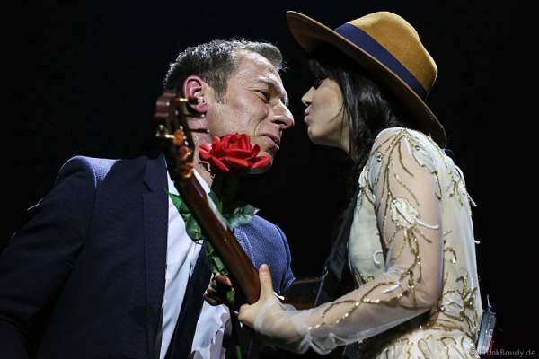 Markus Othmer und Katie Melua