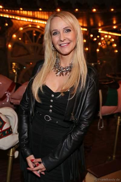 Kristina Bach bei der Carreras Gala am 18.12.2014 im Europa-Park in Rust