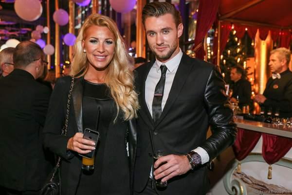 Vivien Konca bei der Carreras Gala am 18.12.2014 im Europa-Park in Rust