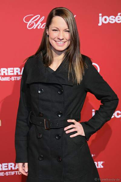 Christina Stürmer bei der Carreras Gala am 18.12.2014 im Europa-Park in Rust