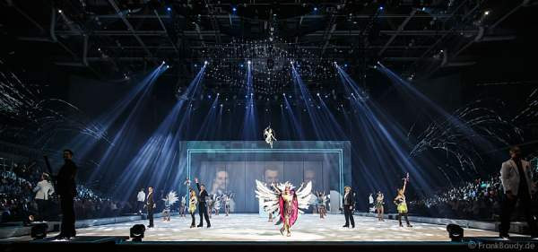Finale bei Holiday on Ice PASSION