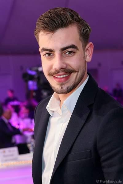Florian Wünsche beim Miss Germany 2015 Finale im Europa-Park