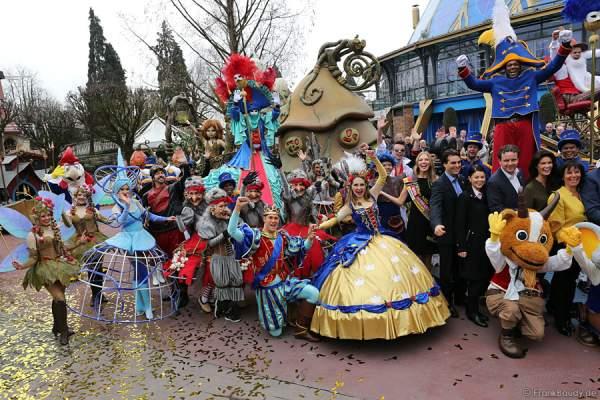 Europa-Park feiert 40. Geburtstag