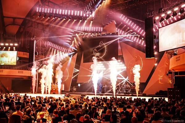 Spandau Ballet - Auftritt beim PRG LEA - Live Entertainment Award 2015 (LEA Award)