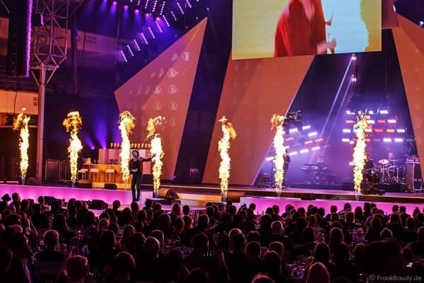 Johannes Oerding, Auftritt beim PRG LEA - Live Entertainment Award 2015 (LEA Award)