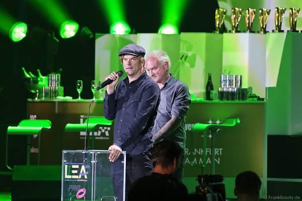 Campino (bürgerlich Andreas Frege),Sänger bei den Tote Hosen, beim PRG LEA - Live Entertainment Award 2015 (LEA Award)