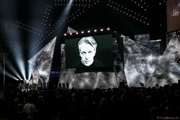 Gedenkworte von Marek Lieberberg für Jochen Hülder, Manager von den Toten Hosen beim PRG LEA - Live Entertainment Award 2015 (LEA Award)