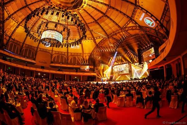LEA Award 2015 in der Frankfurter Festhalle