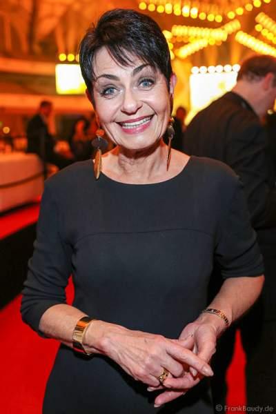 Sybille Nicolai beim PRG LEA - Live Entertainment Award 2015 (LEA Award)