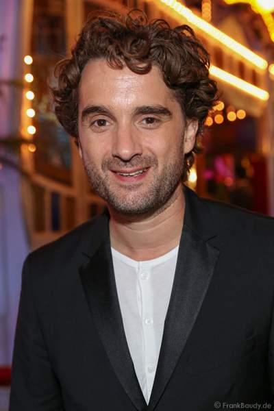 Oliver Wnuk beim Radio Regenbogen Award 2015