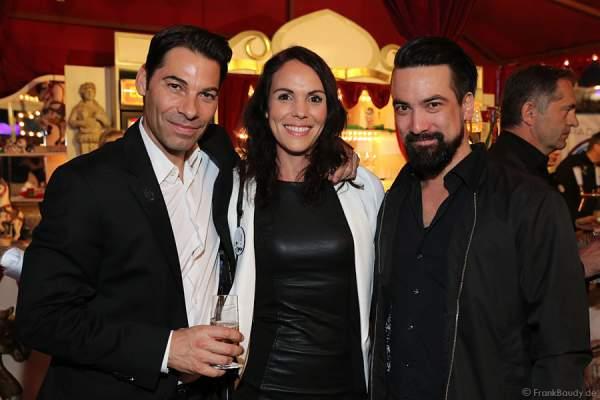 After-Show-Party des Radio Regenbogen Award 2015