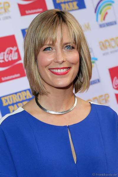 Valerie Niehaus beim Radio Regenbogen Award 2015