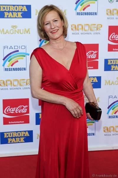 Suzanne von Borsody beim Radio Regenbogen Award 2015