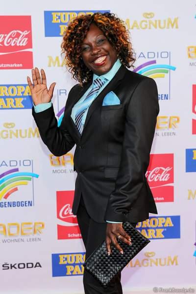 Gäste beim Radio Regenbogen Award 2015