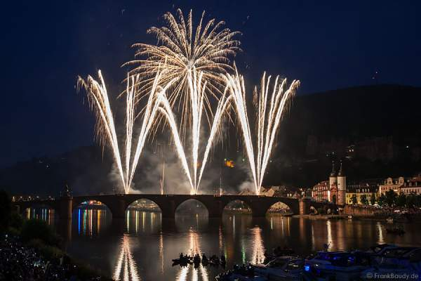 Heidelberger Schlossbeleuchtung 2015