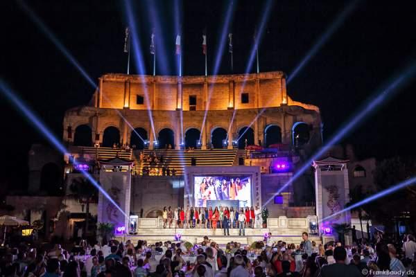 1. Europäischer Missen TEAM-Cup im Europa-Park