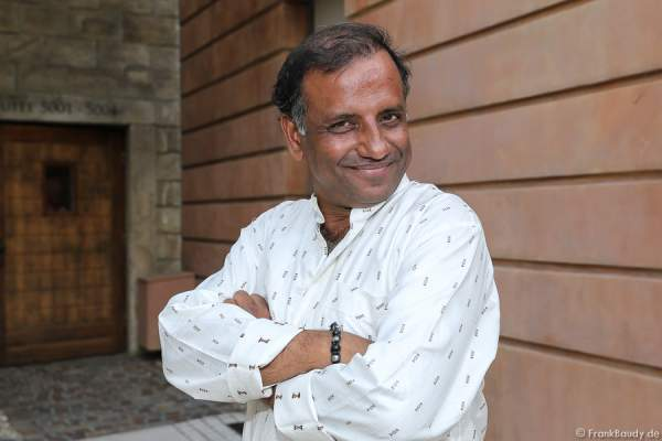 Prashant Prabhakar (Prashant Jaiswal) - Jury - 1. Europäischer Missen TEAM-Cup im Europa-Park