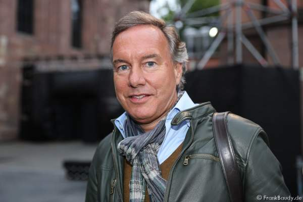 Nico Hofmann, Intendant der Nibelungen-Festspiele 2015 in Worms