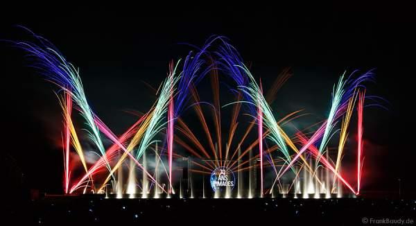 Furdenheim feiert mit Show ALSACE 70 Jahre Frieden