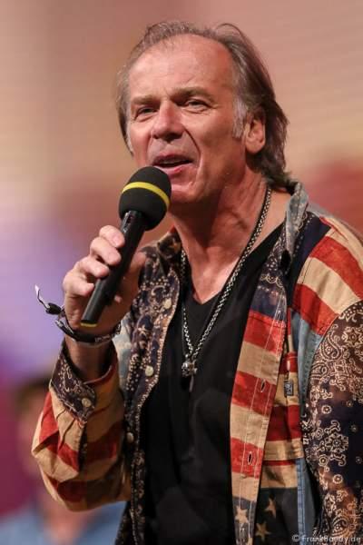 Wolfgang Fierek bei der Stadlshow 2015 in Offenburg
