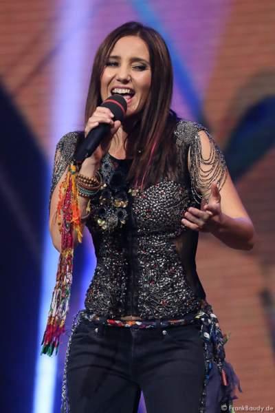 Bluma (Sängerin Jessica Sperlich)
