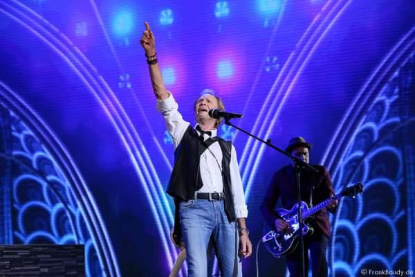Peter Kraus bei der Stadlshow 2015 in Offenburg