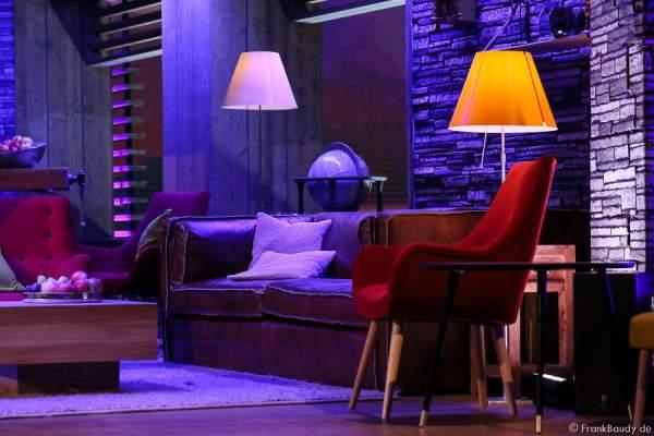 Das neue Bühnenbild der Stadlshow 2015 (ehem. Musikantenstadl) 2015 in Offenburg