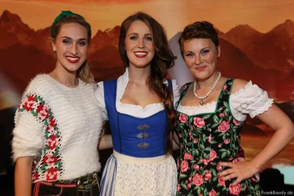 La Goassn (Julia Hiemer, Judith Jandl, Steffi Smailes)