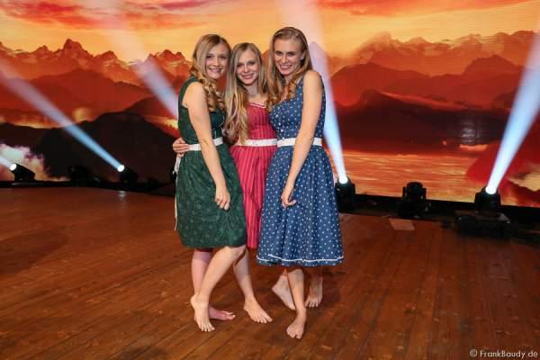 Die Poxrucker Sisters (die Schwestern: Stefanie, Christina und Magdalena Poxrucker)