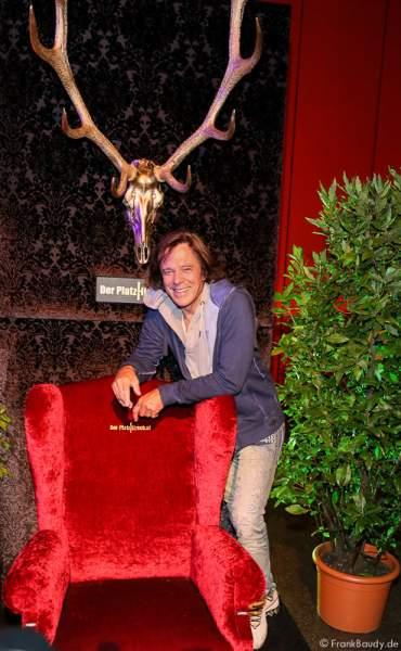 Jürgen Drews auf der Seitenblicke Party der Stadlshow 2015 in Offenburg