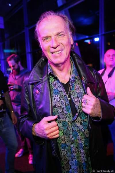 Wolfgang Fierek auf der Seitenblicke Party der Stadlshow 2015 in Offenburg