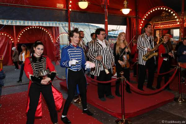 Salto Vitale des Circus Roncalli