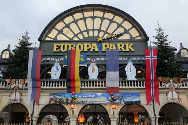 Danke für 40 Jahre Traumzeit - Europa-Park