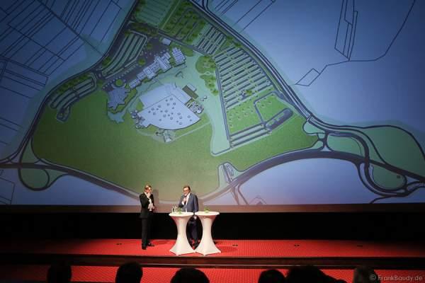 Plan für Wasserpark neben dem Europa-Park in Rust