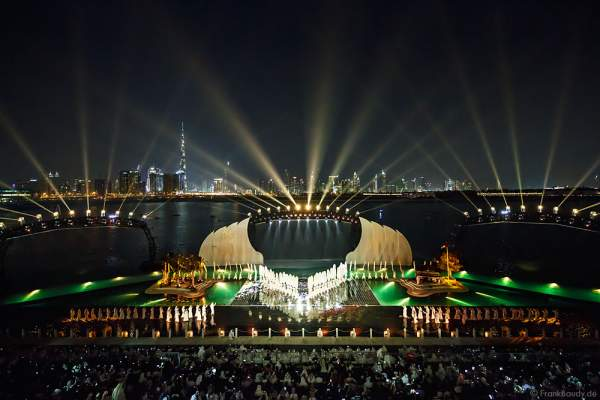 Dubai celebrates the 44th UAE National Day, Spirit of the Union, 2015