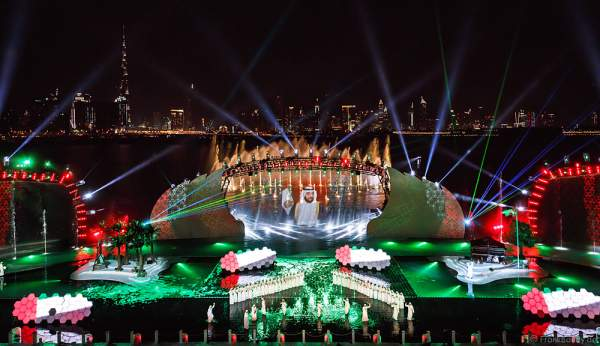 A109_Dubai celebrates the 44th UAE National Day, Spirit of the Union, 2015