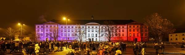 Médiathèque de la Vieille-Ile bei der 900-Jahr-Feier in Haguenau 2015/2016