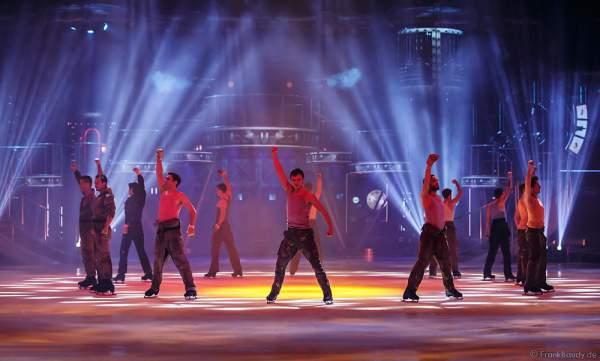 Eisshow BELIEVE von Holiday on Ice 2015/2016