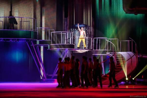 Andrew (Andy) Buchanan bei der Eisshow BELIEVE von Holiday on Ice
