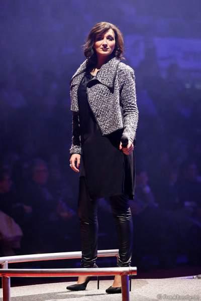 Veronika Belyavskaya von Nica & Joe bei Holiday on Ice Premiere BELIEVE