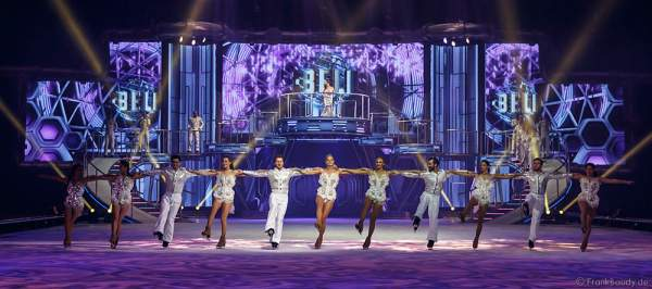 Finale bei Holiday on Ice Show BELIEVE